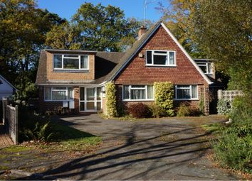 5 bed detached house for sale in Briar Close, West Byfleet KT14