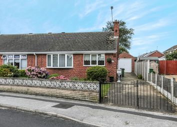 Thumbnail 2 bedroom semi-detached bungalow for sale in Ribblesdale, Worksop