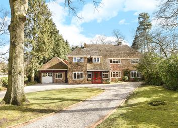 Thumbnail 5 bed detached house to rent in St Georges Lane, Ascot, Berkshire