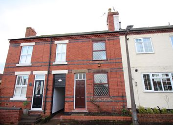 Thumbnail 3 bedroom terraced house for sale in West Street, Kimberley, Nottingham