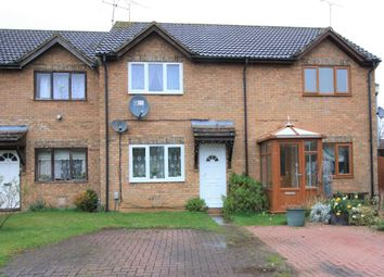 Thumbnail 2 bed terraced house for sale in Beehive Close, Swindon