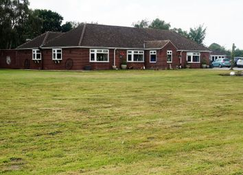 Thumbnail 5 bed detached bungalow for sale in Newton Road, Nr Saxilby