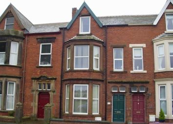 Thumbnail 4 bed terraced house for sale in Lawn Terrace, Silloth, Wigton