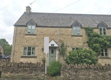 Thumbnail 3 bedroom semi-detached house for sale in Filkins, Lechlade
