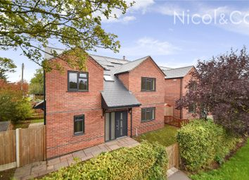 Thumbnail 4 bed country house for sale in Worcester Road, Drakes Broughton, Pershore, Worcestershire