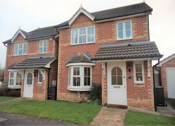 Thumbnail 3 bed detached house for sale in Vincent Place, Ashford