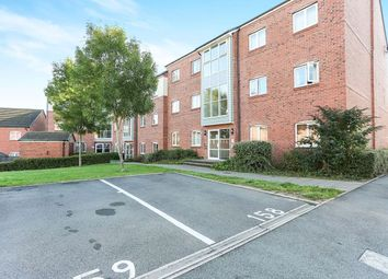Thumbnail 2 bed flat for sale in Sir Thomas White Close, Warwick