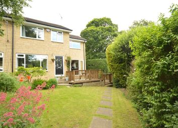 Thumbnail 3 bedroom terraced house for sale in Chestnut Grove, Calverley, Pudsey, West Yorkshire