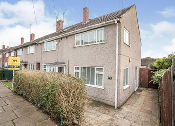 Thumbnail 2 bed end terrace house for sale in Sherington Avenue, Allesley Park, Coventry, West Midlands