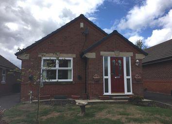 Thumbnail 2 bed property to rent in Stradbroke Close, Lowton, Warrington