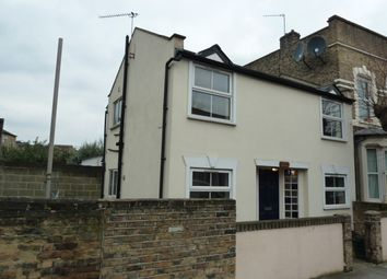 Thumbnail 3 bed cottage to rent in Bayston Road, Stoke Newington