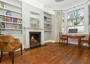 Thumbnail 3 bed flat for sale in Linden Avenue, Kensal Rise, London