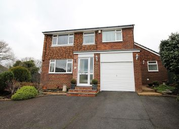 Thumbnail 4 bed detached house for sale in Bluestone Close, St-Leonards-On-Sea