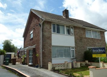 Thumbnail 3 bed property to rent in Gresham Close, Tamerton Foliot, Plymouth, Devon