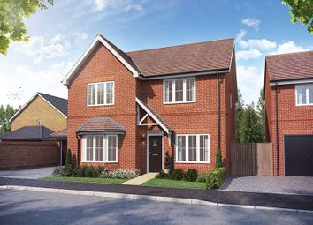 "Thumbnail 4 bed property for sale in ""The Nenhurst"" at Cotts Field, Haddenham, Aylesbury"