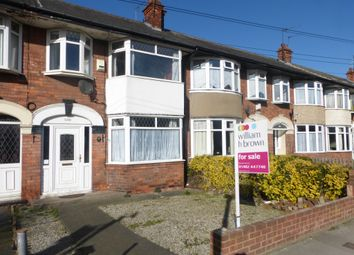 Thumbnail 3 bedroom terraced house for sale in Spring Bank West, Hull