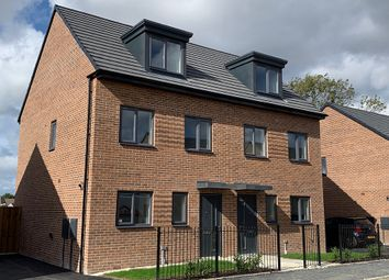 """Thumbnail 3 bed property for sale in """"Bamburgh"""" at School Street, Thurnscoe, Rotherham"""