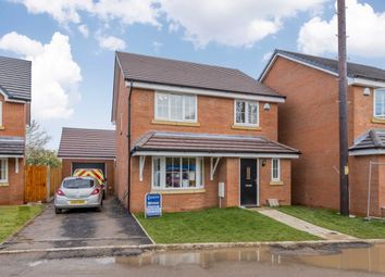 Thumbnail 4 bed detached house for sale in The Tescott, Off Hartshill Road, Hartshill, Stoke-On-Trent