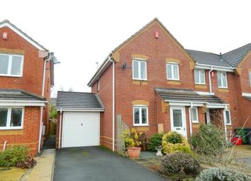 Thumbnail 3 bed end terrace house for sale in Portia Way, Heathcote, Warwick, .