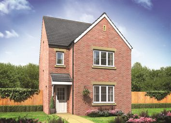 "Thumbnail 4 bedroom detached house for sale in ""Lumley"" at Windsor Way, Carlisle"
