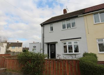 Thumbnail 3 bedroom semi-detached house for sale in Cedar Crescent, Willington, Crook