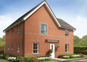 "Thumbnail 4 bed detached house for sale in ""Alderney"" at Pye Green Road, Hednesford, Cannock"