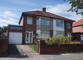 Thumbnail 3 bedroom semi-detached house for sale in Brownmoor Lane, Liverpool