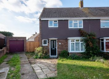 Thumbnail 3 bed semi-detached house for sale in Larch Close, Larkfield, Aylesford