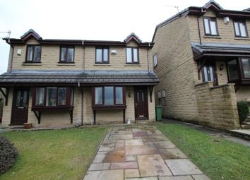 Thumbnail 3 bed semi-detached house for sale in Abney Grange, Mossley, Greater Manchester