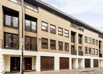 Thumbnail 3 bed terraced house to rent in Wapping Wall, London