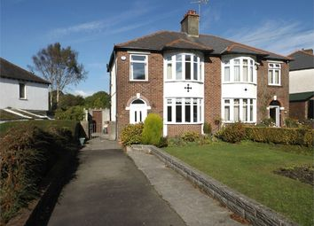 Thumbnail 3 bed semi-detached house for sale in Church Crescent, Baglan, Port Talbot, West Glamorgan