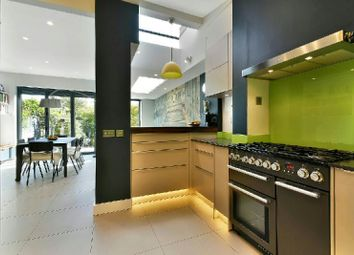 Thumbnail 4 bedroom terraced house for sale in Harberton Road, London