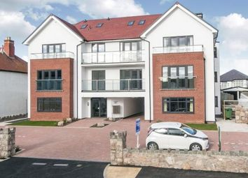Thumbnail 1 bed flat for sale in Sunnydowns Apartments, Abbey Road, Rhos On Sea, Conwy