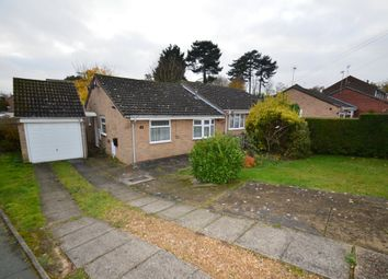 Thumbnail 2 bed semi-detached bungalow for sale in Wigmore Close, Ipswich