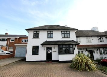 Thumbnail 3 bed semi-detached house for sale in Ellen Close, Bickley, Kent