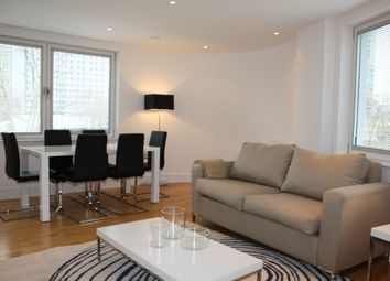Thumbnail 2 bed flat to rent in Indescon Square, London