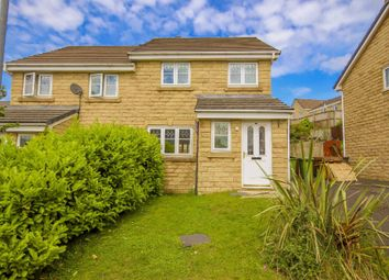 Thumbnail 3 bed semi-detached house to rent in Priory Chase, Nelson