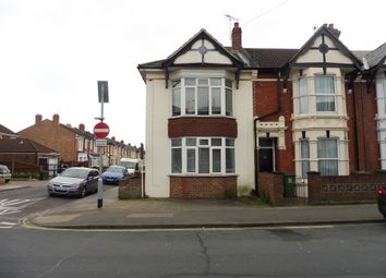 Thumbnail 1 bed end terrace house for sale in Hayling Avenue, Portsmouth