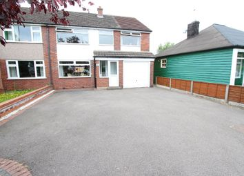 Thumbnail 4 bed semi-detached house for sale in Tamworth Road, Amington, Tamworth