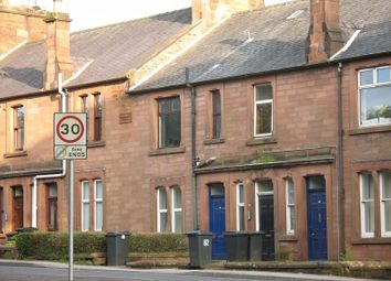 Thumbnail 2 bed flat for sale in Lockerbie Road, Dumfries, Dumfries And Galloway.