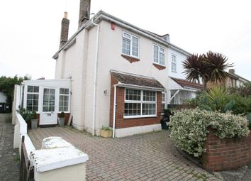 Thumbnail 2 bed semi-detached house for sale in Stewart Road, Charminster, Bournemouth