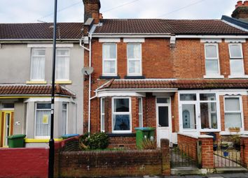 Thumbnail 2 bedroom terraced house for sale in Manor Road North, Itchen, Southampton, Hampshire