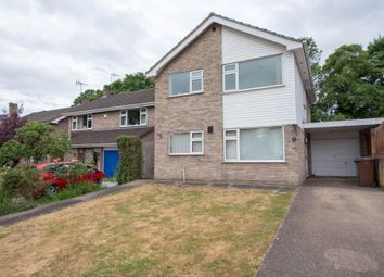 Thumbnail 4 bed detached house to rent in Larwood Grove, Nottingham