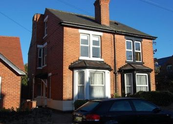 Thumbnail 2 bed flat to rent in Glebe Road, West Bridgford, Nottingham