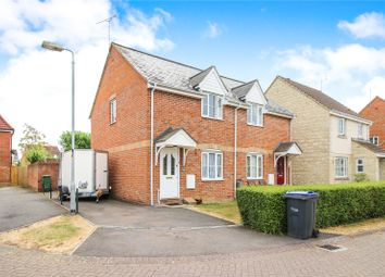 Thumbnail 2 bed semi-detached house to rent in Stockham Close, Cricklade, Swindon, Wiltshire