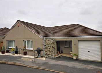 Thumbnail 3 bed detached bungalow for sale in Crembling Well, Barncoose, Redruth, Cornwall