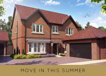 """Thumbnail 4 bed detached house for sale in """"Plot 14"""" at Lewes Road, Ringmer, Lewes"""
