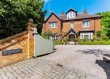 Thumbnail 6 bed detached house for sale in Kings Cross Lane, South Nutfield, Redhill