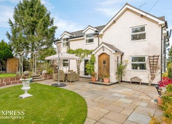 Thumbnail 4 bed detached house for sale in Ash Road, Broughall, Whitchurch, Shropshire