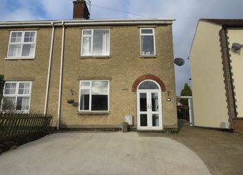 Thumbnail 3 bed semi-detached house for sale in Main Street, Yaxley, Peterborough
